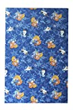 havatex Kinderteppich Disney Eiskönigin Frozen - pflegeleicht robust und strapazierfähig | schadstoffgeprüft | Schlafzimmer Kinderzimmer Spielzimmer, Farbe:Blau, Größe:200 x 300 cm