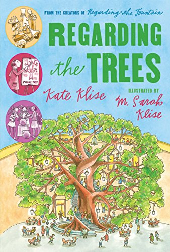 Regarding the Trees: A Splintered Saga Rooted in Secrets