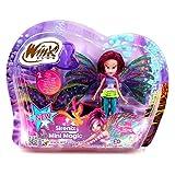 Tecna   Sirenix Mini Magic Bambola   Winx Club   Fata con Trasformazione 12 cm