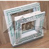 Kellerfenster kunststoff fenster dreh kipp 50 x 40 cm for Fenster 70x50