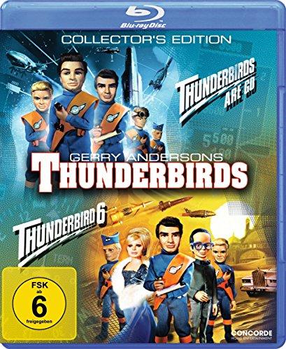 Are Go / Thunderbird 6 (Collector's Edition) [Blu-ray]