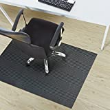 Design Bodenschutzmatte Catania in 6 Größen | dekorative Unterlegmatte für Bürostühle oder Sportgeräte (200 x 180 cm)