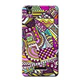 Garmor Retro Design Plastic Back Cover For Micromax YU Yureka AO5510 (Retro -3) best price on Amazon @ Rs. 249