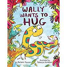 Wally Wants to Hug