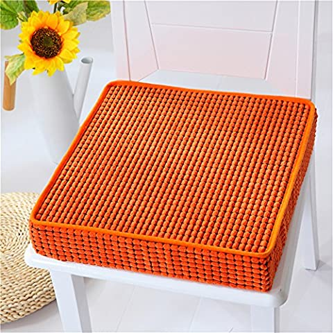 VANCORE 40x40x8cm Memory Foam Seat Pads Chair Cushions for Home/Office, Non-Slip/Soft