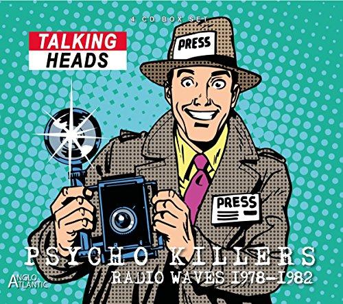 Psycho Killers - Radio Waves 1978 - 82 -