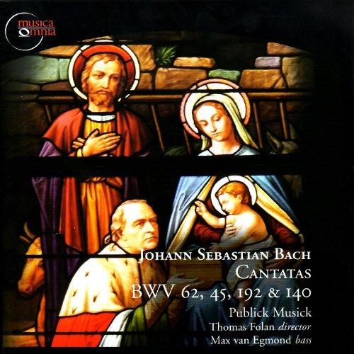 Nun komm, der Heiden Heiland, BWV 62: V. Recit.: Wir ehren diese Herrlichkeit