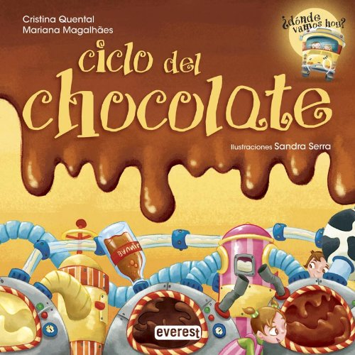 Ciclo del chocolate (¿Donde vamos hoy?) por Quental  Cristina