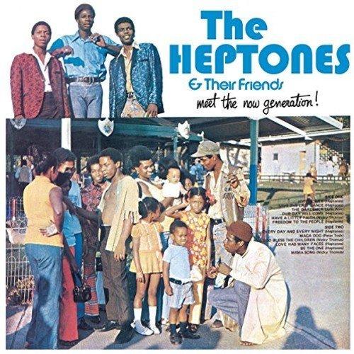Heptones and Friends Vol.1 (180 gm black vinyl) - Various Artists - 2017