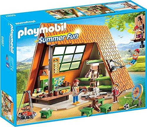 Preisvergleich Produktbild PLAYMOBIL®-Feriencamp-Set (Art. 6887; 6888; 6889; 6890; 6891; 6892)