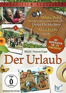 """Der Urlaub / Die erfolgreiche Fortsetzung des Kultfilms """"Der Führerschein"""" mit Witta Pohl (Pidax Film-Klassiker)"""