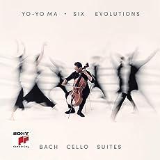 Six Evolutions - Bach: Cellosuiten 1 - 6