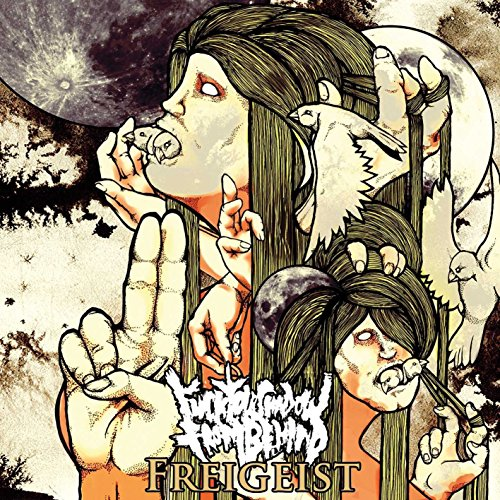 Fuck Your Shadow From Behind: Freigeist (Audio CD)