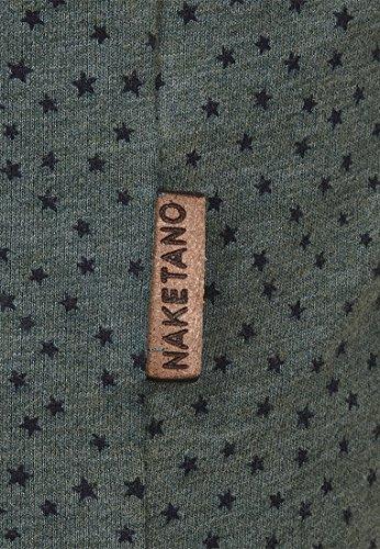 Kleid Naketano Knockout Mieze III Kleid Heritage Forrest Melange