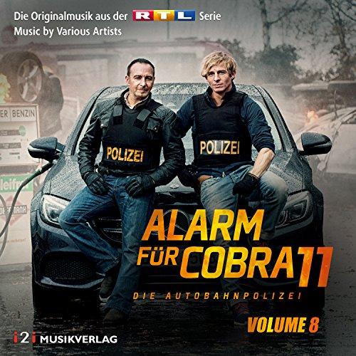 Alarm für Cobra 11, Vol. 8 (Die Originalmusik aus der RTL Serie)