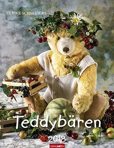 Teddybären - Kalender 2018