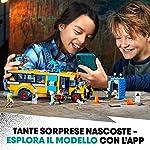 Lego-Hidden-Side-Autobus-di-Intercettazione-Paranormale-3000-Set-di-Costruzione-Multicolore-70423