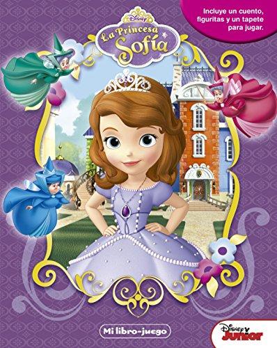 La Princesa Sofía. Mi libro-juego (Disney. Princesa Sofía)