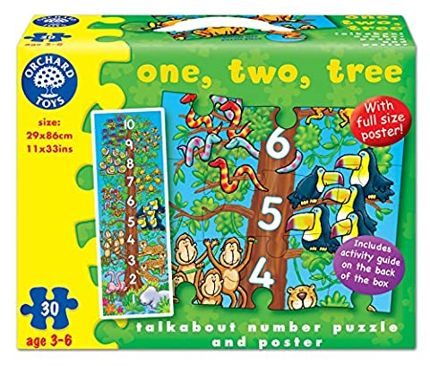 Orchard Toys One, Two,