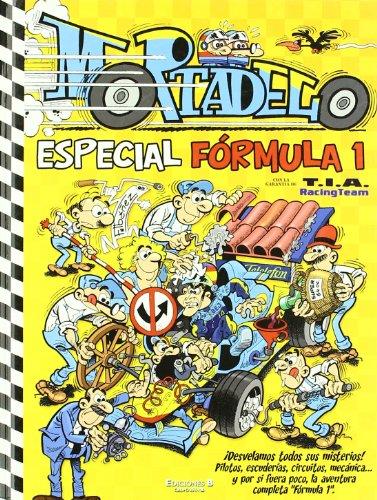 MORTADELO. EDICION ESPECIAL FORMULA 1