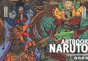 Naruto Artbook Coffret Intégral 2012 One-shot