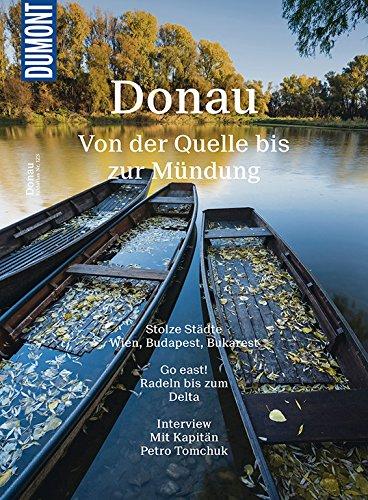 DuMont Bildatlas Donau, von der Quelle bis zur Mündung: Quer durch Europa