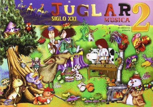 Proyecto Juglar Siglo XXI. Música 2. EP 2 por Vv.Aa.
