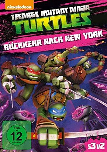 Teenage Mutant Ninja Turtles: Rückkehr nach New -