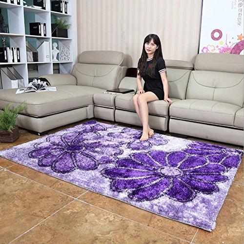 Neue Muster Teppich Han Si + Helle Wohnzimmer Schlafzimmer Anti-rutsch-punkt Teppich Teppich Anker Teppich Haken Und Schleife rutschfeste Matte Anti-skid Aufkleber Platz