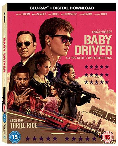 Baby Driver [Blu-ray] [2017] [Region Free]