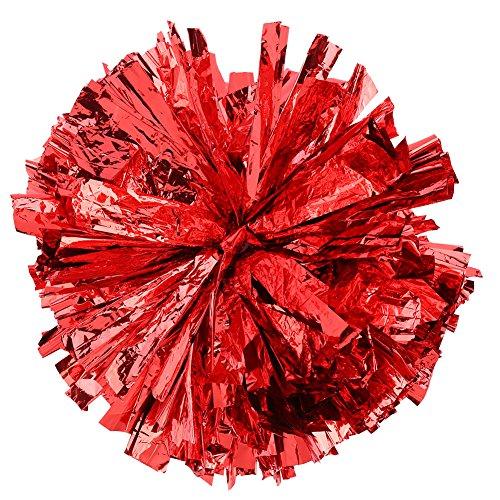 Tbest Cheerleading Pompons Poms, Cheerleader Pom Poms Pompoms -