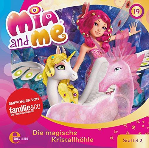 Preisvergleich Produktbild Mia and me - Die magische Kristallhöhle - Das Original-Hörspiel zur TV-Serie, Folge 19 (Staffel 2)