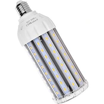 MHtech 35W E27 LED Lampe Mais Licht Ersatz für 300W Glühlampe 3000 ...
