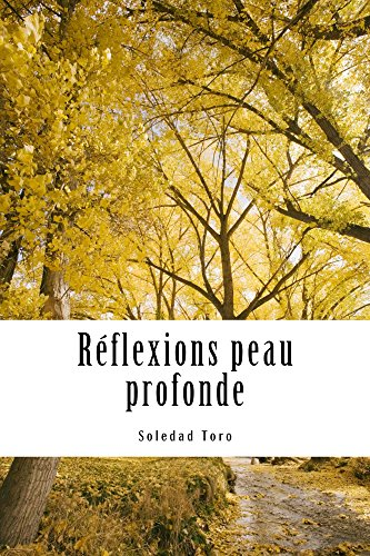 Réflexions peau profonde pdf ebook