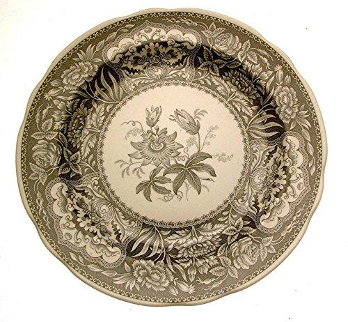 Spode Archiv Kollektion Georgian Serie Floral Teller 2NDS Qualität -