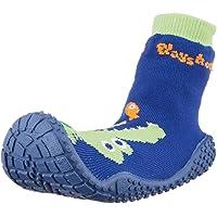Playshoes Calzini da Mare con Protezione UV-Coccodrillo, Scarpe da Acqua Unisex-Bambini