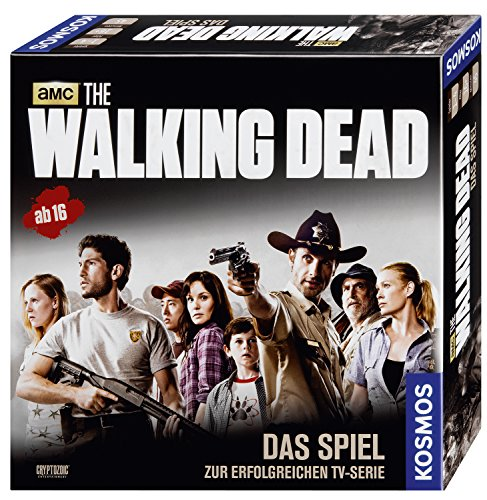 Kosmos 692148 - The Walking Dead, Gioco in scatola [lingua tedesca]