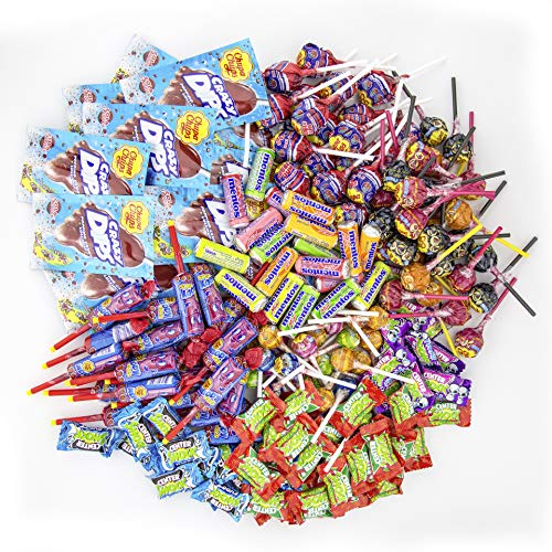 Chupa Chups Süßigkeiten Party-Mix, 200 Stück 1870