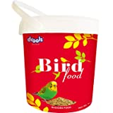 Drools Bird Food for Budgies with Mixed Seeds, 1kg