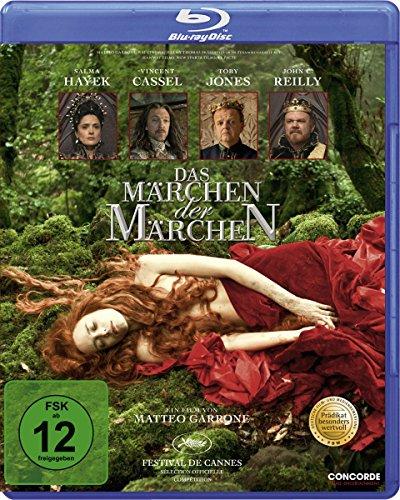 Das Märchen der Märchen [Blu-ray]