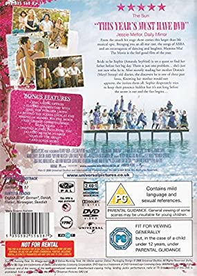Mamma Mia! The Movie [DVD] [2008] : everything £5 (or less!)