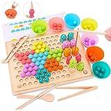 Juguete Educativo de Primera Infancia para Crear Multiples Combinacones, Creativo Juguete Educativo para Niños y Padres, Educ