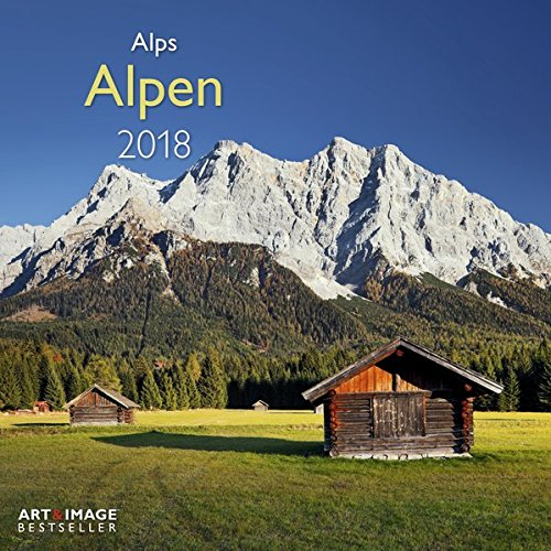 Alpen 2018: A&I Broschürenkalender