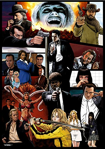 El Tarantinoverse - Pulp Fiction