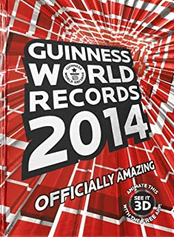 Guinness World Records 2014 (English Edition) eBook: Guinness World Records: Amazon.fr: Amazon