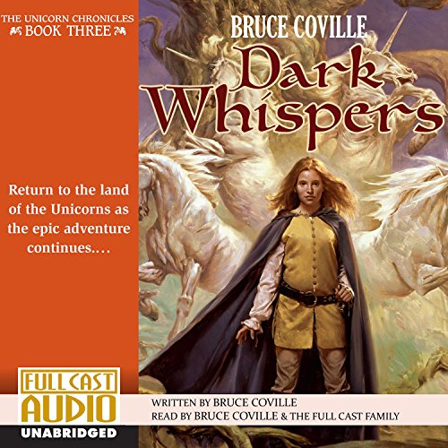 Dark Whispers  Audiolibri