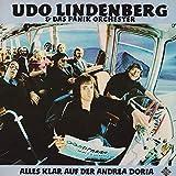 Udo Lindenberg Und Das Panikorchester - Alles Klar Auf Der Andrea Doria - Telefunken - SLE 14719-P