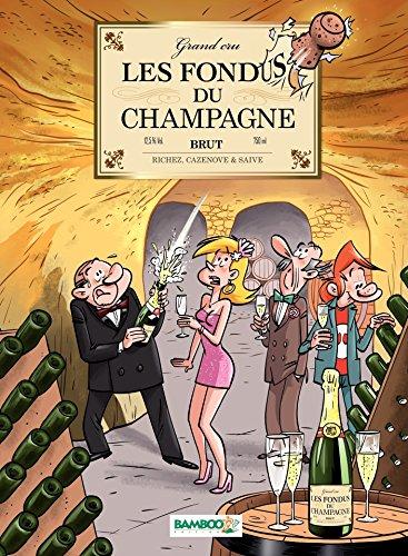 Les fondus du vin: Du champagne (Hors collection) par Christophe Cazenove