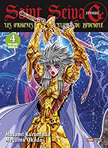 Saint Seiya episode G Edition double Tome 4