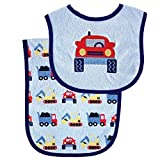 Luvable Friends Baby Drooler Bib and Burp Cloth - Best Reviews Guide